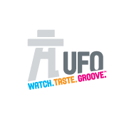 logo UFO watch.taste.groove.